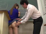 Wearing Too Short Skirt In School Bring Young Teen Into Big Trouble