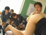 Japanese Anal Class