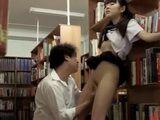 Teen Schoolgirl Harassed In Library
