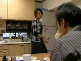 Japanese Morning Rape Fantasy of Wifes Cousin after Sleepover