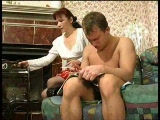 Russian Mom Fuck Young Guy