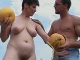 Mature Woman Fucked In Corn Field