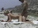 Awesome Amateur Sex On The Beach